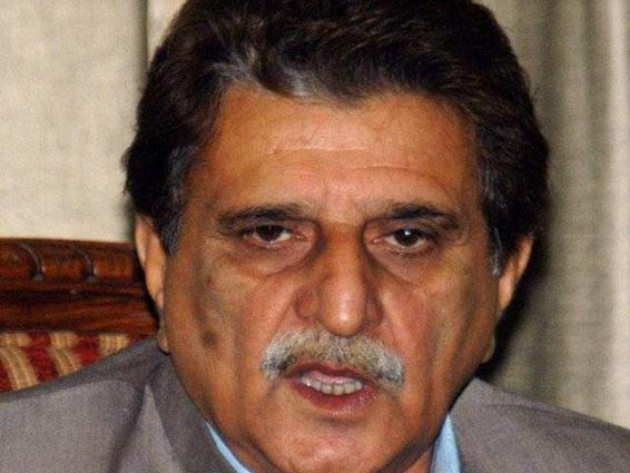 AJK PM appoints Fida Hussain as Director General Kashmir Liberation Cell
