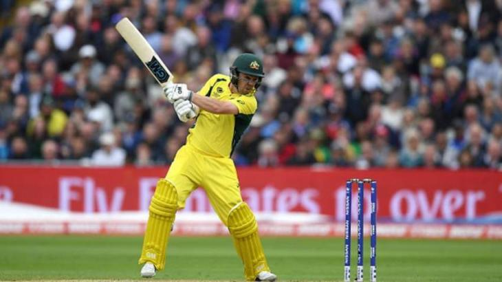 Cricket: Australia 277-9 against England