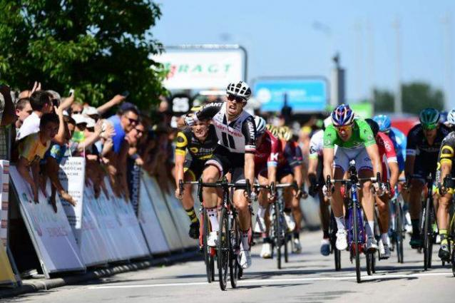 Cycling: Criterium du Dauphine results and standings