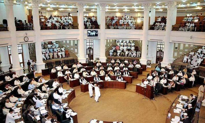 Opposition rejects KP budget 2017-18