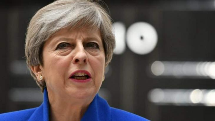 British PM's top aides quit after election disaster