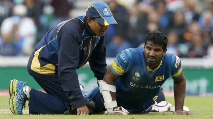 Cricket: Sri Lanka's De Silva replaces Perera at Champions Trophy