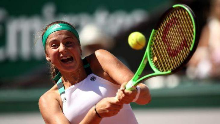 Tennis: Ostapenko stuns Halep to win French Open