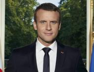 Man charged for threatening to kill France's Macron