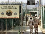 Top US justice, intel officials visit Guantanamo