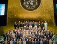 Chiefs of defence meet in New York, discuss strengthening of UN