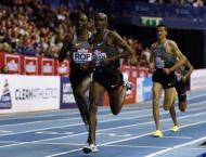 Athletics: Farah to make Birmingham his British track farewell
