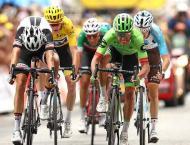 Tour de France class standings