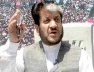 Shabbir Shah condemns imposition of curfew, curbs in IOK