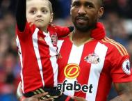 Football: Defoe leads mourners for funeral of 'best mate' Bradley ..