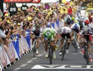 Cycling: Tour de France 13th stage results