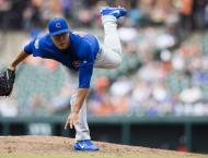 MLB: Quintana strikes out 12 in sparkling Cubs debut