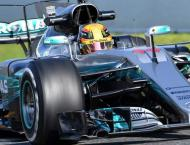 Formula One: Hamilton delighted with his Mercedes
