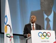Athletics: IOC working with France in Fredericks probe