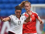 Football: Austria edge out Switzerland at women's Euro