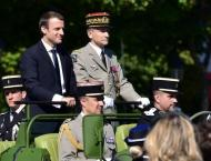French military chief upbraided by Macron quits: statement