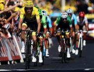 URGENT  Cycling: Primoz Roglic wins Tour de France 17th stage