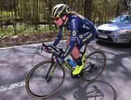 Cycling: Van Vleuten wins women's Tour stage