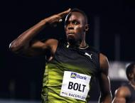 Athletics: Bolt to run 100m and 4x100m in London farewell
