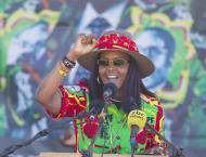 Mugabe's wife calls for him to name successor