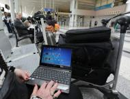Britain lifts laptop ban for some flights from Turkey