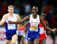 Athletics: Farah pushes back track finish to Zurich - organisers