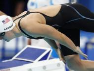 Swimming: Ledecky on course for fifth worlds gold in Budapest