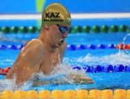 Swimming: Chupkov wins men's 200m breaststroke world title