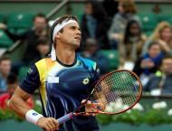 Tennis: Mayer v Mayer in Hamburg final