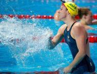 Seebohm wins women's 200m backstroke world title