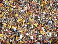 Two killed in S. Africa football stadium crush