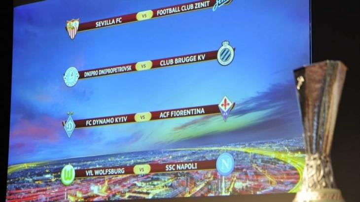 football uefa europa league draw urdupoint urdupoint com