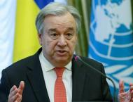 UN chief to make first visit to Israel, Palestinian territories