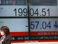 Tokyo stocks slip as exporters dip into red