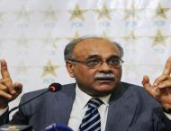 New Chairman PCB Sethi vows to work for betterment of cricket