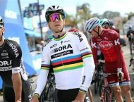 Cycling: Sagan takes third stage, Kung stays in Dutch lead