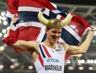 Athletics: Warholm storms home in 400m hurdles to make history fo ..