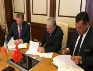Iran, Turkey, Russia ink oil coop agreement