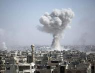 Regime shelling kills three in truce zone near Damascus: monitor