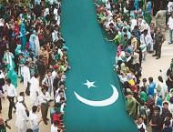 Independence Day celebrations continue in Balochistan