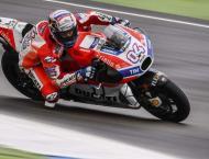 Motorcycling: Dovizioso fastest in Austrian MotoGP practice