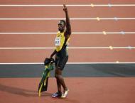 Athletics: Bolt anchors Jamaica into finals