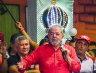 Brazil's Lula launches unlikely bid to retake presidency