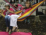 Colombians combat stress with 'Day of Laziness'