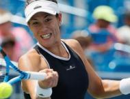Tennis: Cincinnati winner Muguruza climbs to third