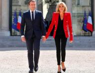French presidency gives official role to Brigitte Macron