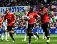 Football: Bailly breaks his United goal drought