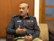Police helpline 9110 opened at IGP-Sindh office