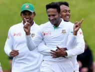 Cricket: Shakib seeks clean Test sweep against Australia