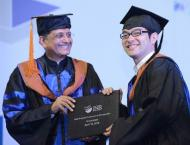 IST awarded degrees to 246 students